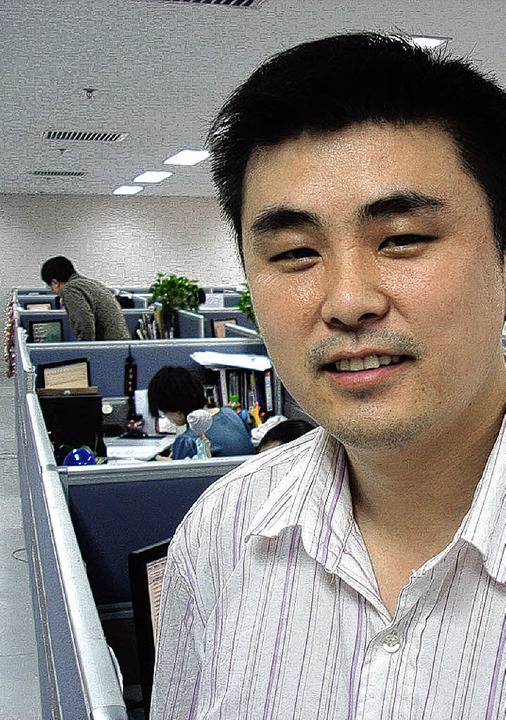 Manager  Liu Yanhui