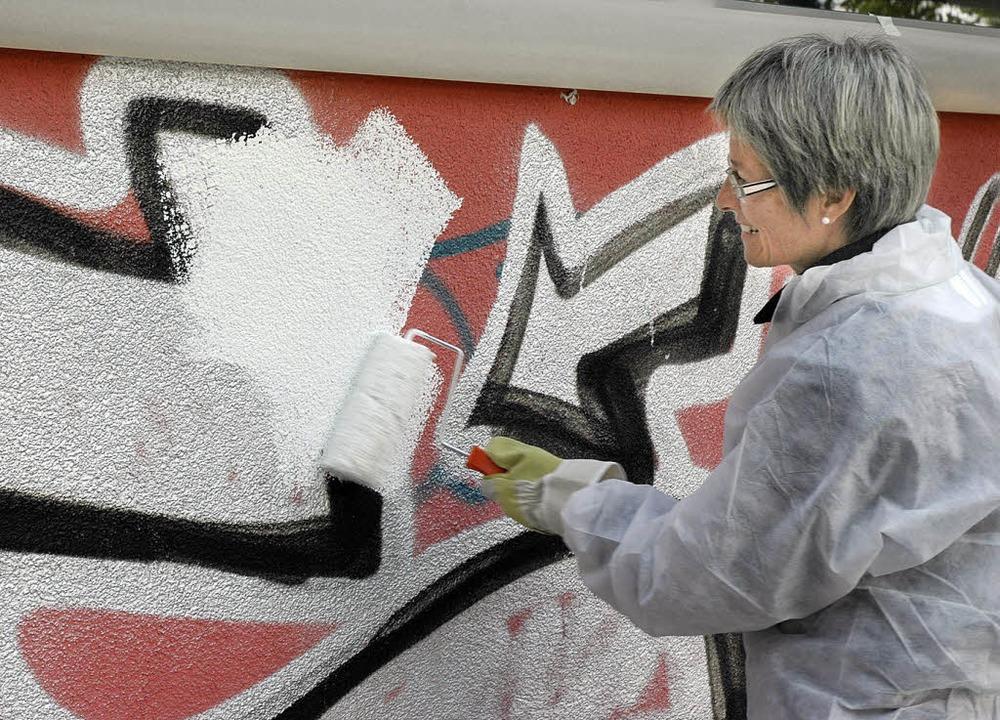 Erfolgreich angelaufen ist das Solidar...reiburg des Vereins Sicheres Freiburg.  | Foto: sasse
