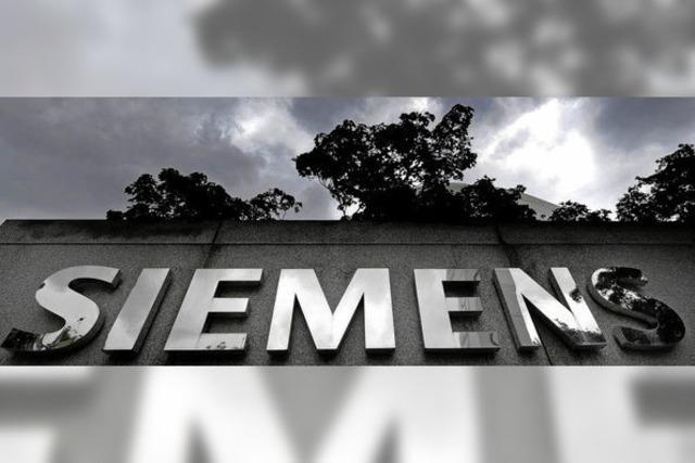 Siemens will jede 26. Stelle streichen