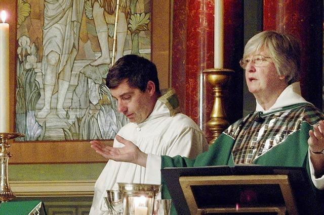 Anglikaner stehen vor der Spaltung