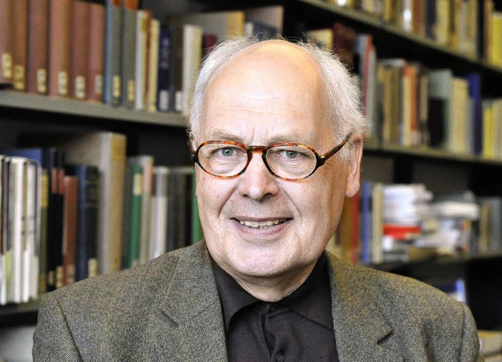 Frank- Rutger Hausmann   | Foto: Ingo Schneider