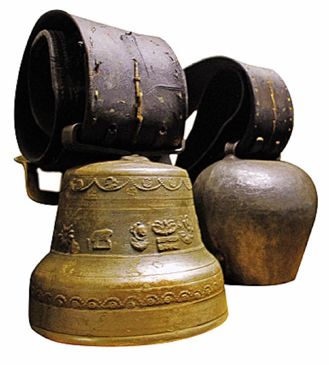 Instrumente fürs Kuhorchester