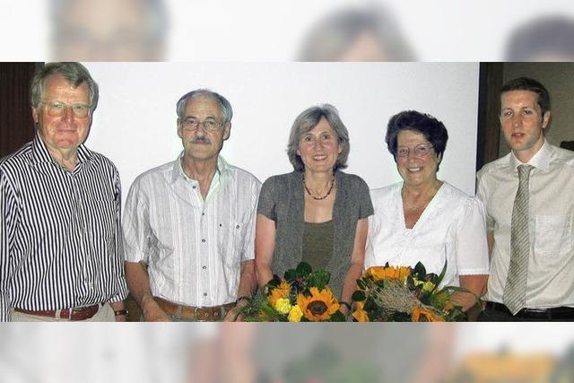 Abschied von drei verdienten Lehrern