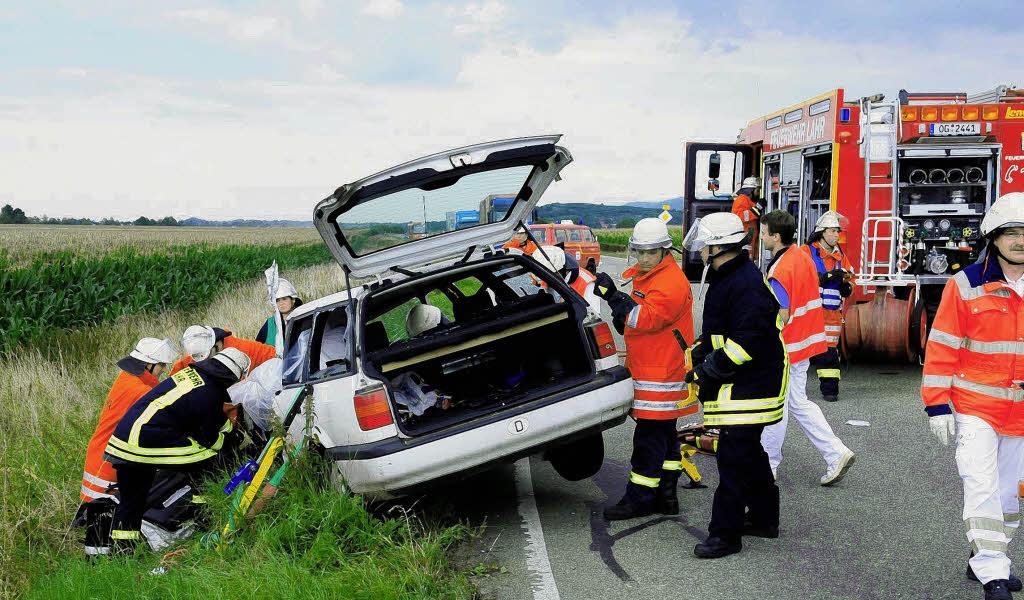 Badische Zeitung Unfall
