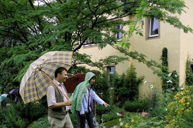 Der Garten als Gesamtkunstwerk
