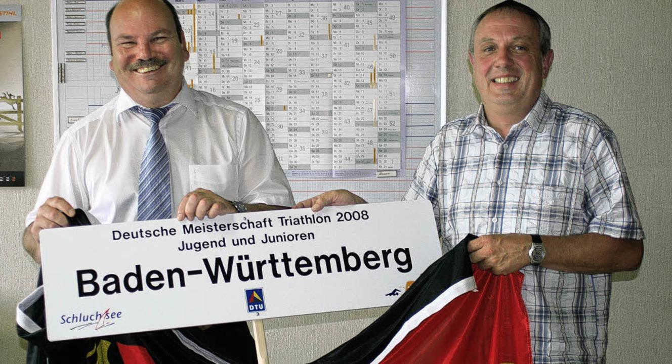 <Bildtext>Kurgeschäftsführer Norbert G...hlon-Tage in Schluchsee.   </Bildtext>  | Foto: Roswitha Klaiber