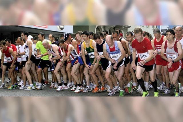 Ein gutes Pflaster für alle Läufer