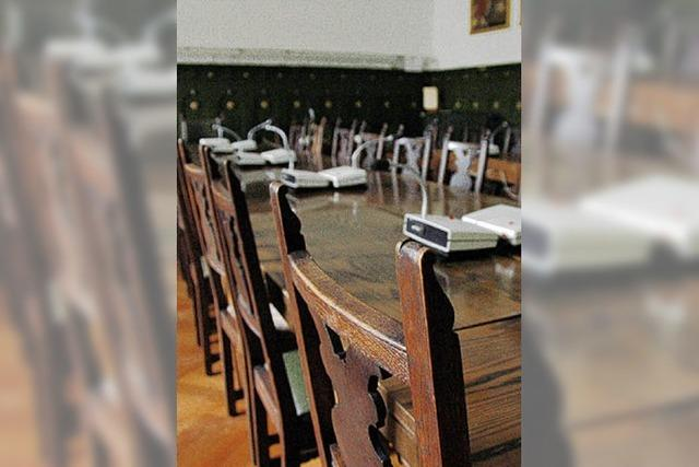 Stadtrat wird um vier Sitze schrumpfen