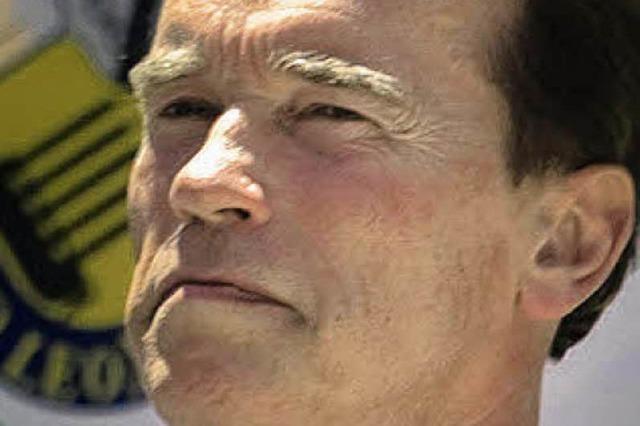 Lob von Schwarzenegger