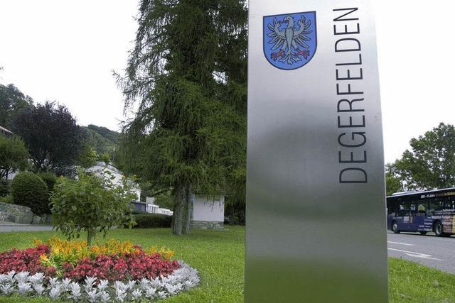 Spannung in Degerfelden