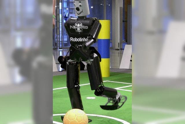Robotinho ist Weltmeister