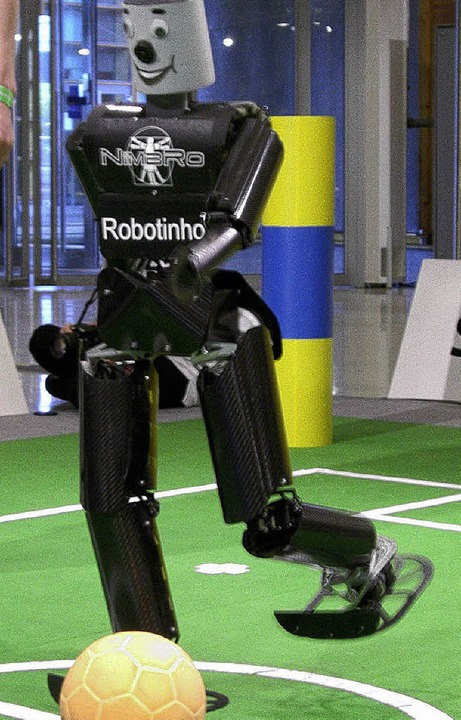 Robotinho Fußballweltmeisterschaft China