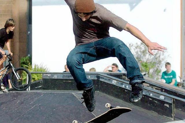 Skatepark Lahr wird fünf Jahre alt