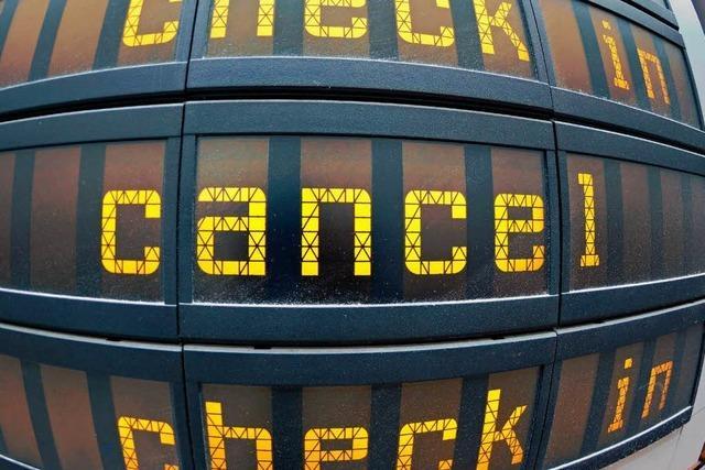 Kein Chaos an den Flughäfen