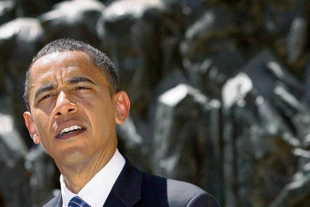 Warum Obama in Berlin die Große Geste sucht