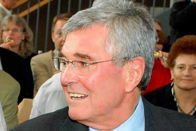 Harald B. Schäfer feiert den 70. Geburtstag