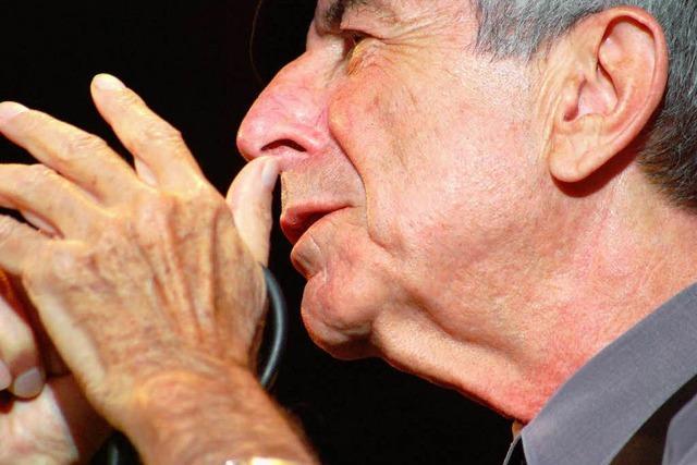 Leonard Cohen und die Ruhe nach der Jagd