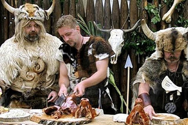 Feiern und Schlemmen wie zu Odins Zeiten