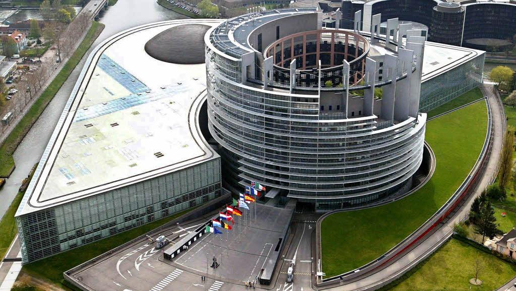 Europäisches Parlament Straßburg Gebäude