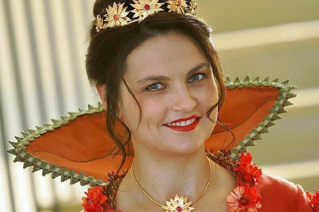 Nelli I. ist das Chrysanthema-Gesicht 2008