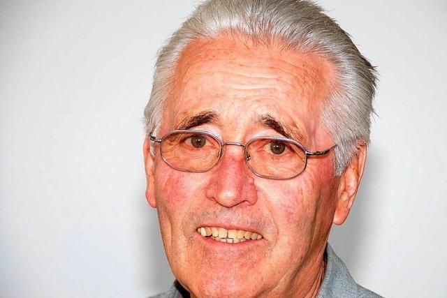 Ortsvorsteher Heinz Merstetter tritt zurück