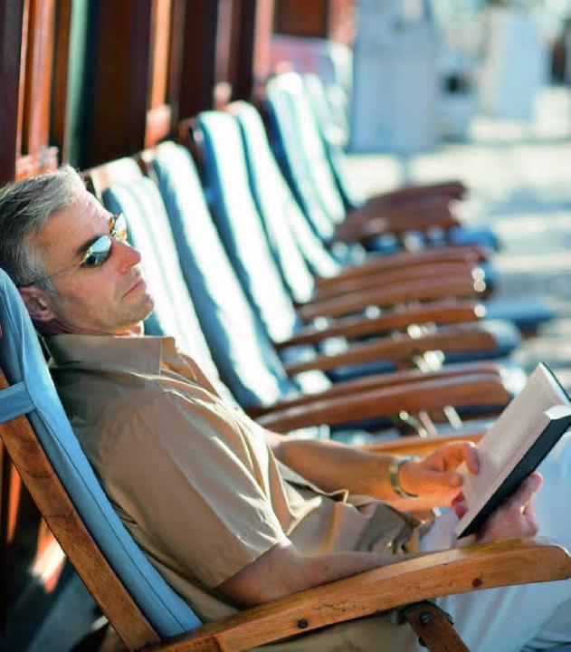 Auf Fahrt oft nicht nebenwirkungsfrei: Lesen  | Foto: rasdfadas