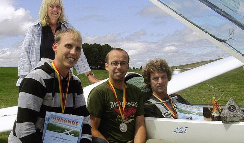 <Bildtext>Die erfolgreichen Teilnehmer... Böhler (15-Meter-Klasse).</Bildtext>   | Foto: Daniela Jarusel