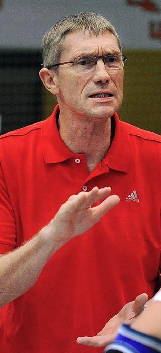 Armin Emrich ist  der Vater des Aufschwungs im deutschen Frauenhandball.     Foto: Michael Heuberger