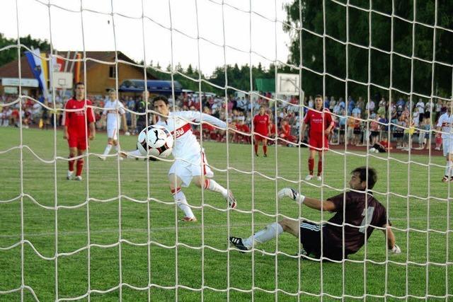 Positive Bilanz zum VfB-Spiel