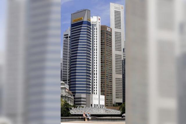 Viel Geld flüchtet nun nach Singapur