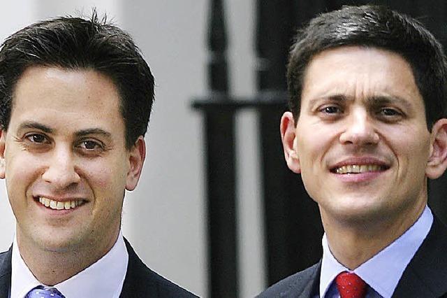 Die goldenen Jungs der Labour-Party