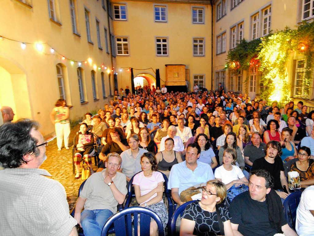 Sommernachtskino Freiburg