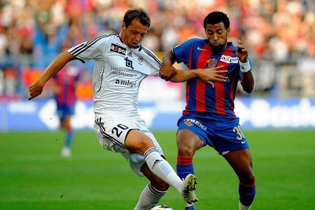 FCB-Spiel in Guimaraes auf Telebasel und im Joggeli