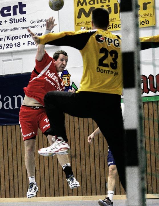 Handball Schwarzwald Baeder Cup 2008Mi...., Matthias Reckzeh (TSV Dormagen #23)