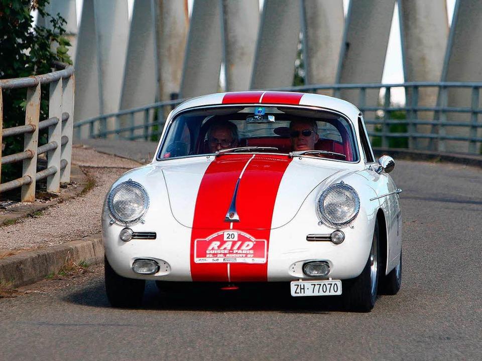 Porsche 356 SC  | Foto: Veranstalter