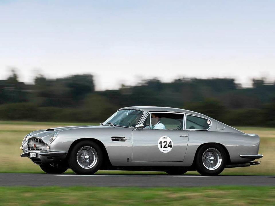 Aston Martin DB 6 Vantage  | Foto: Veranstalter