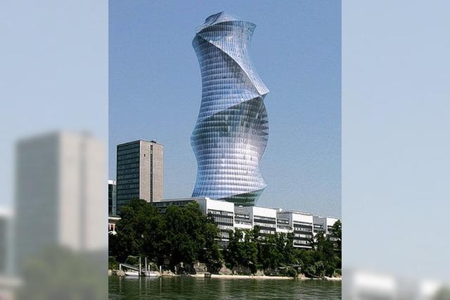 Kantonsregierung gibt grünes Licht für Roche-Turm
