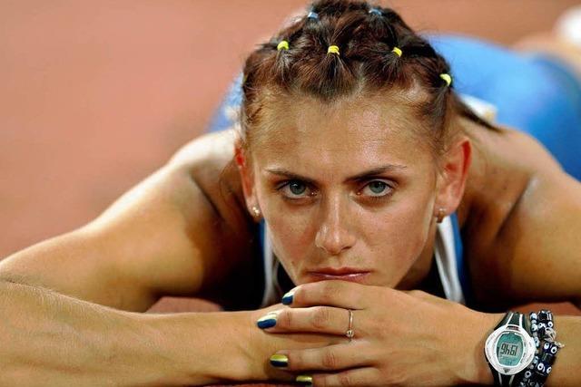 Olympia-Zweite Blonska positiv getestet