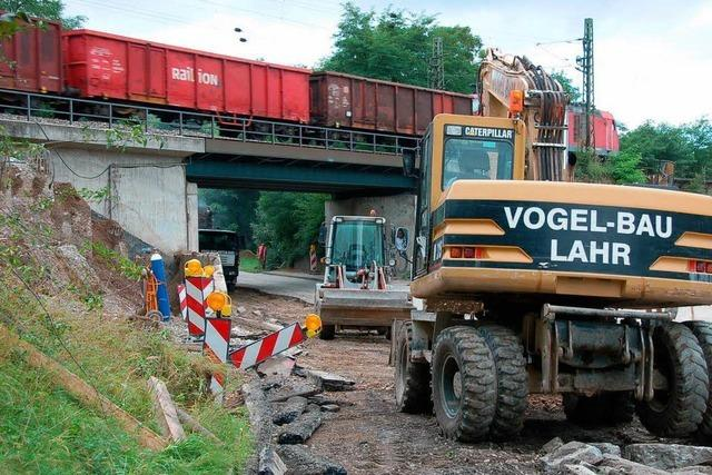 Von wegen: Bahn verbindet