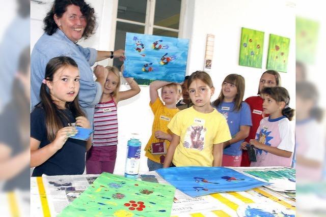 Die richtige Kunst für Kids