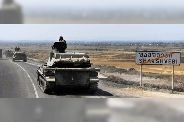 Russland: Truppen sind abgezogen