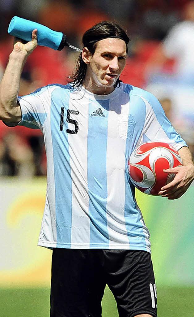 Messi Spiele
