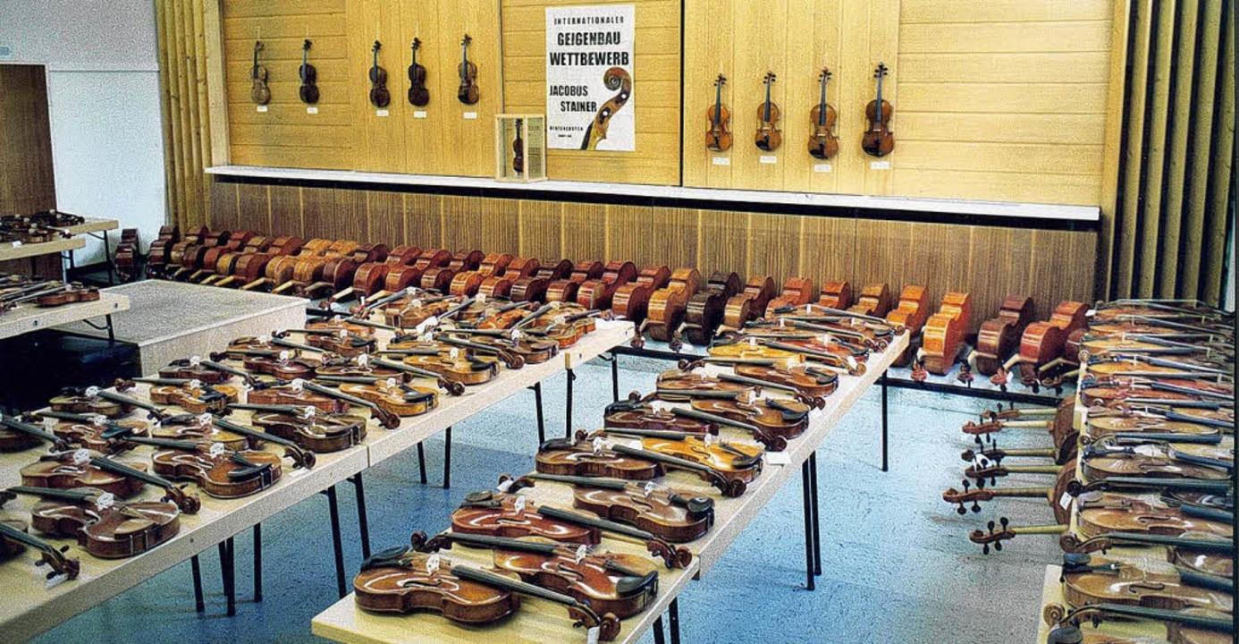 Das Preisträger-Konzert des   Internat...von Künstlern gespielt und gewertet.    | Foto: PRIVAT
