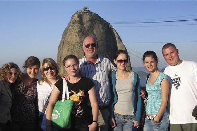 Bevorzugtes Reiseziel nach dem Abitur: Brasilien