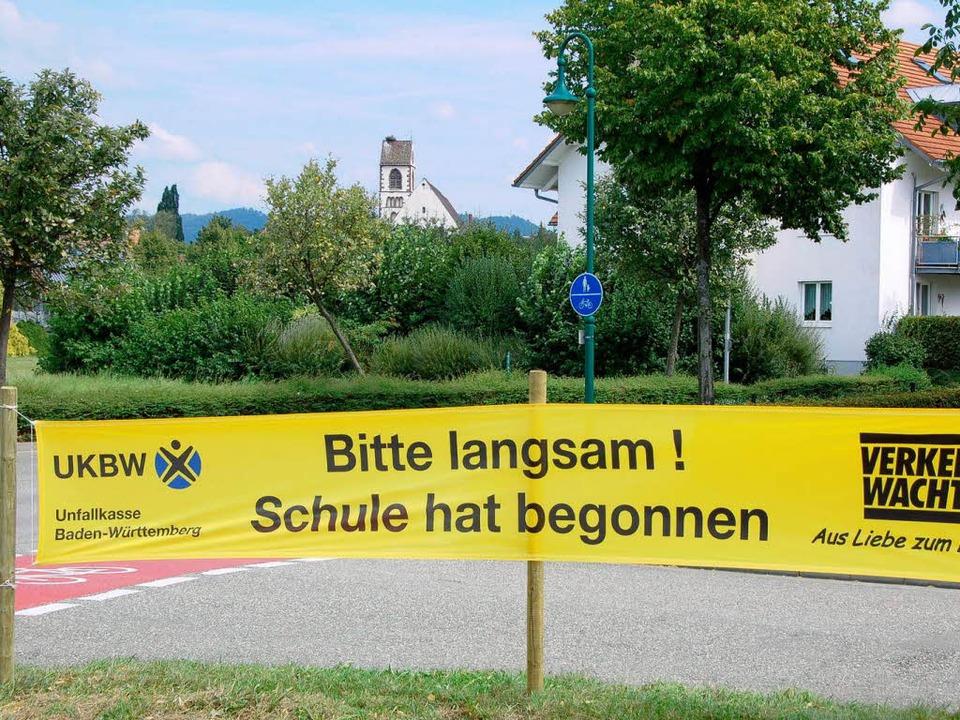 am montag f ngt die schule an buchenbach badische zeitung. Black Bedroom Furniture Sets. Home Design Ideas