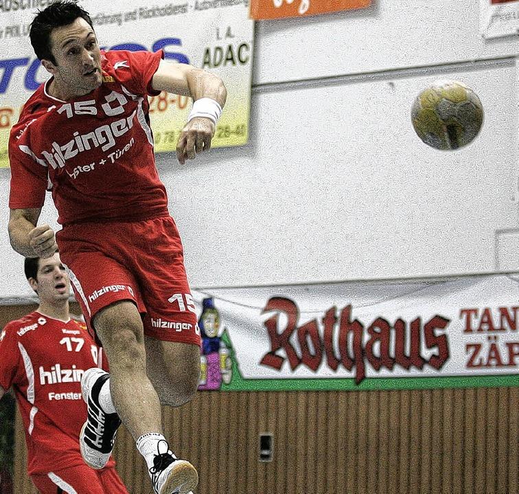Linkshänder Vladimir Temelkov soll  eine wichtige Rolle spielen.   | Foto:  Peter Aukthun (A)