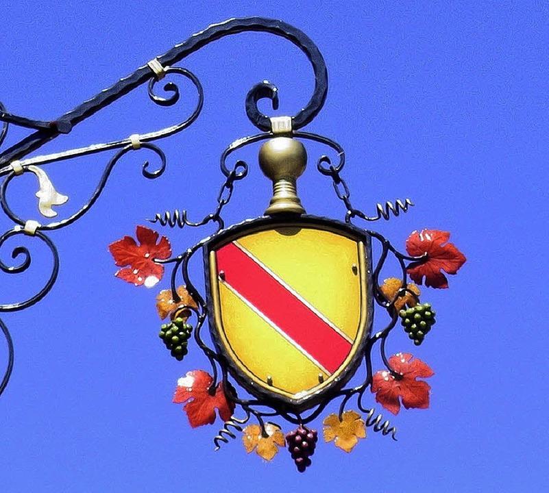 Des Perlenfahnders   Lieblingsentree – und sein offizielles Fahndungsfoto  | Foto: abel/eggstein