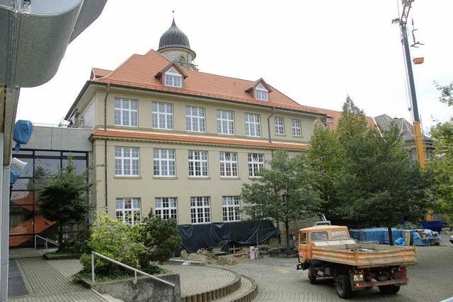 Stadt bringt Schulen auf Vordermann