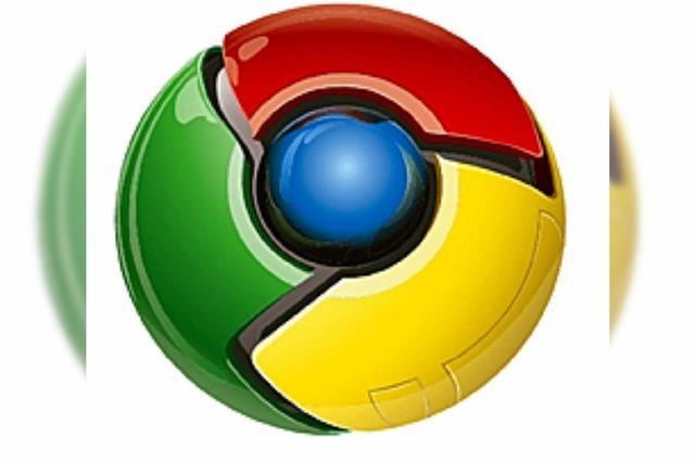 Browst Chrome davon?