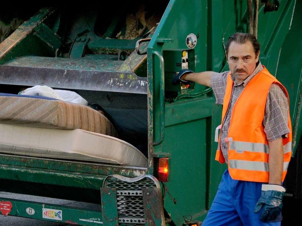 Am Presswagen  | Foto: Daniel Gräber